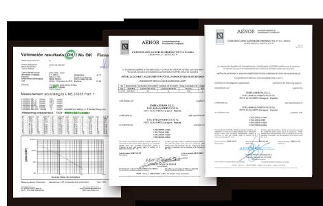 Documentación código QR bidi