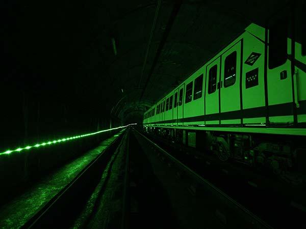 Sistema evacuación LED