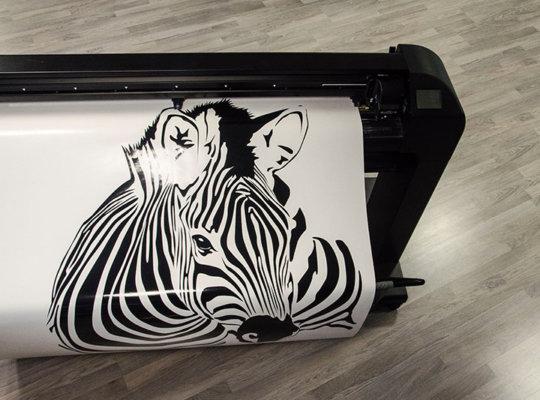 Impresión digital -Ploter corte