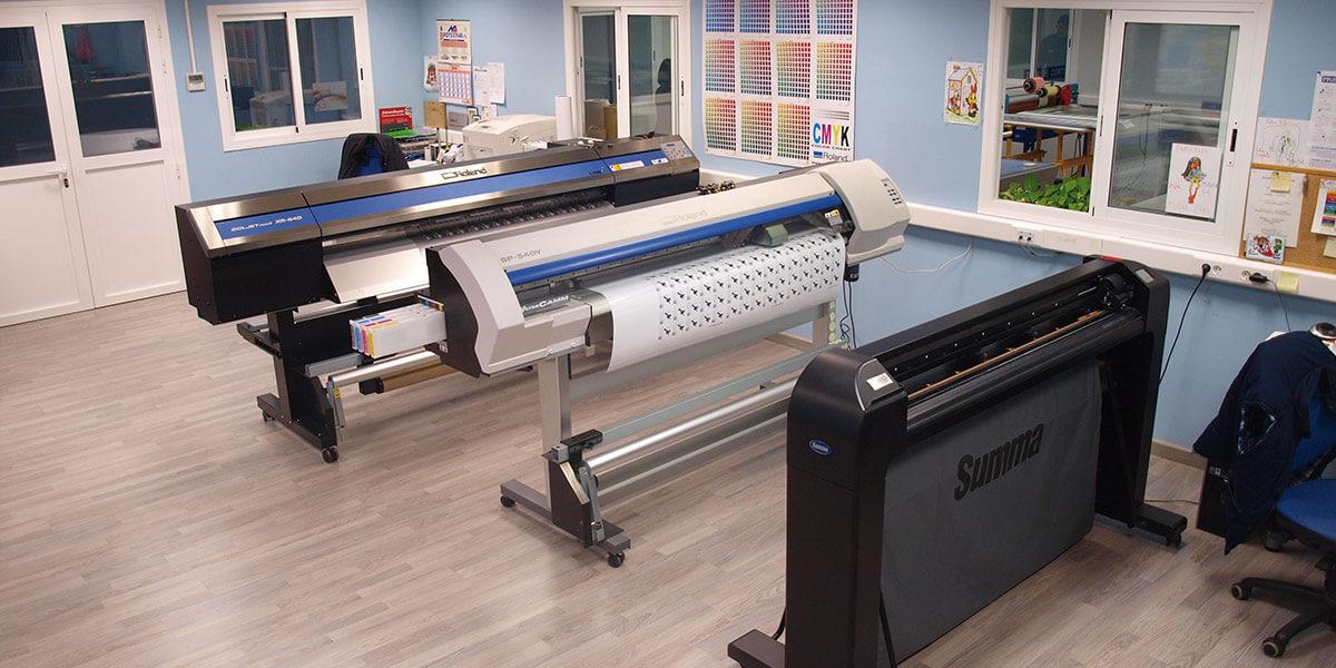 impresión digital impresoras